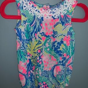 Lilly Pulitzer One Pieces - Lilly Pulitzer Infant Bodysuit